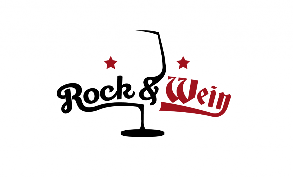 Event Logo, Rock & Wein