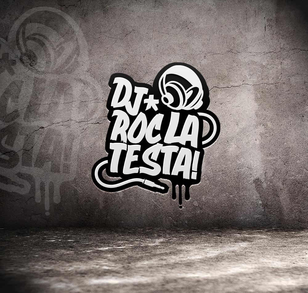 Event Logo, DJ Roc La Testa