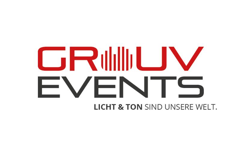 Event Logo, Grouv Events von celere