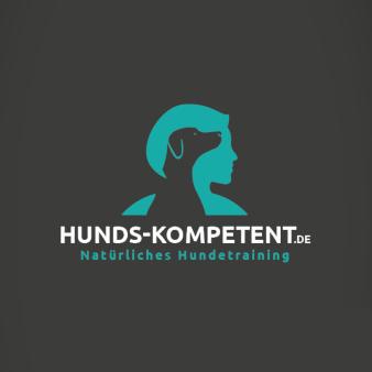Hunds-Kompetent-Hunde-Logo-Design
