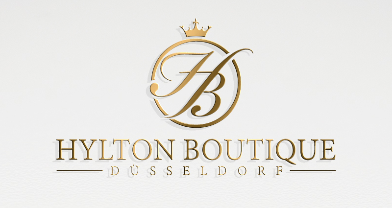 Hylton-Boutique-Logo-Design
