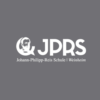 Johann Philipp Reis Schule Schlichtes Schullogo Gymnasium