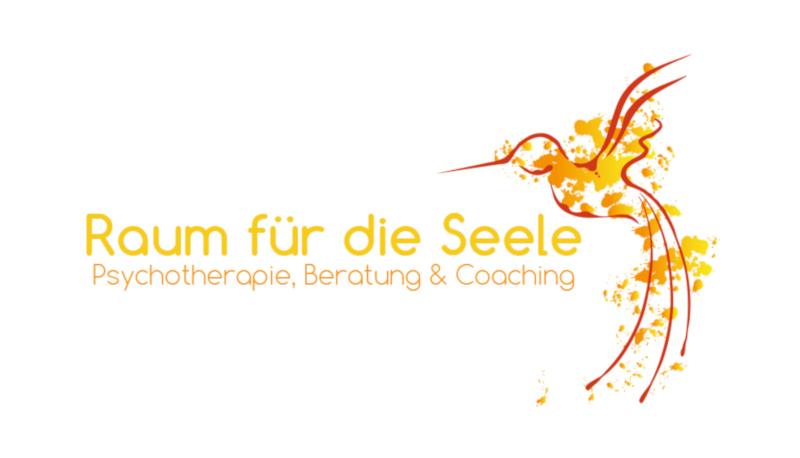 Raum-für-die-Seele-Psychotherapie-Logo-Design
