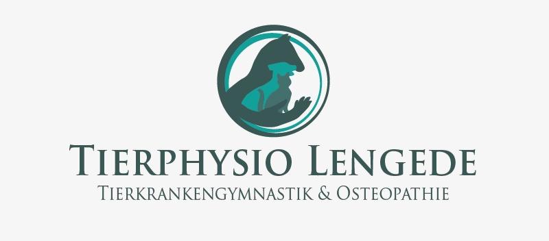 Tierphysio-Lengede-Hunde-Logo-Design