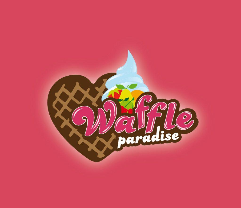EWvent Logo, Waffle Paradise