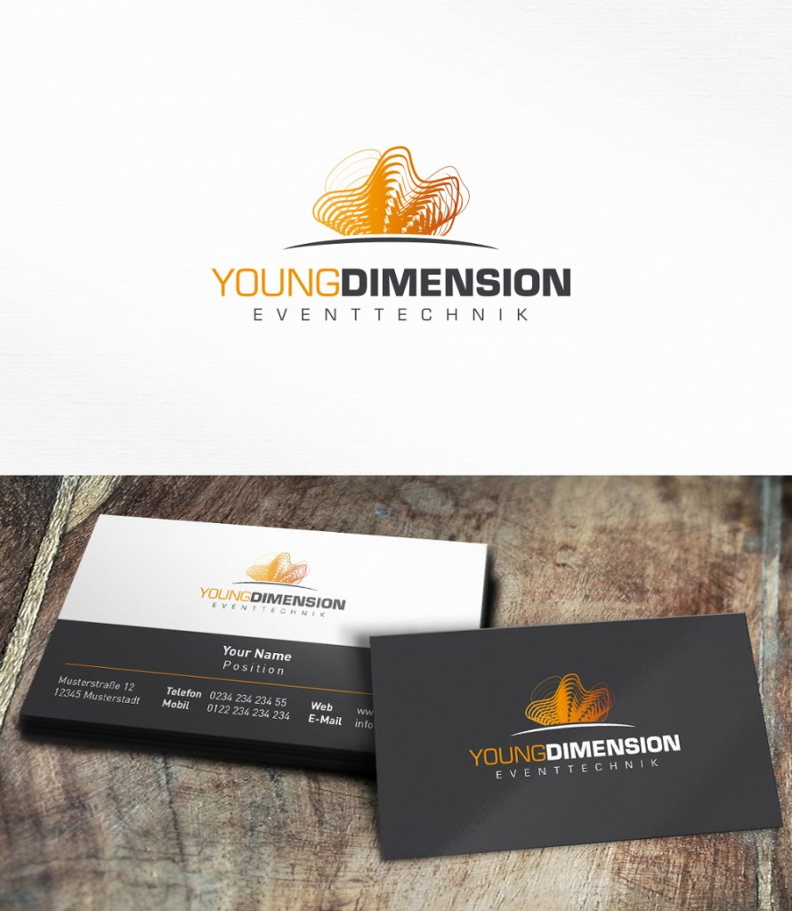 Event Logo, youngdimension