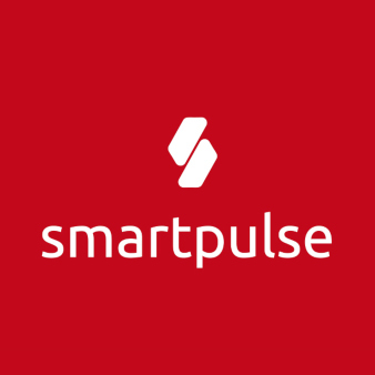 Flat Logo Design Smartpulse