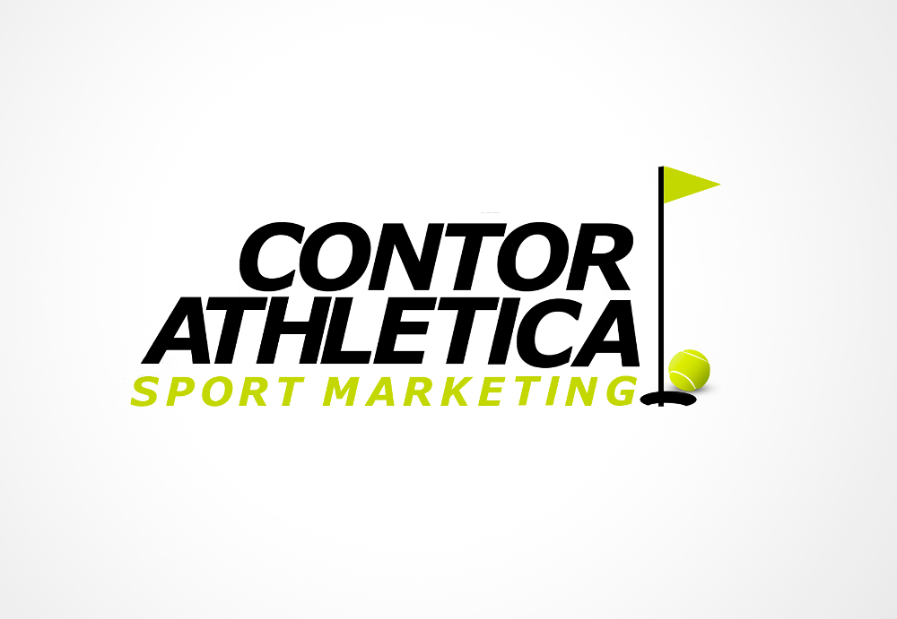 Golf Logo, Contor Athletica