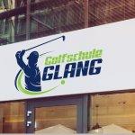 Golf Logo, Golfschule Glang
