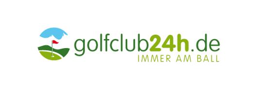 Golf Logo für golfclub24h
