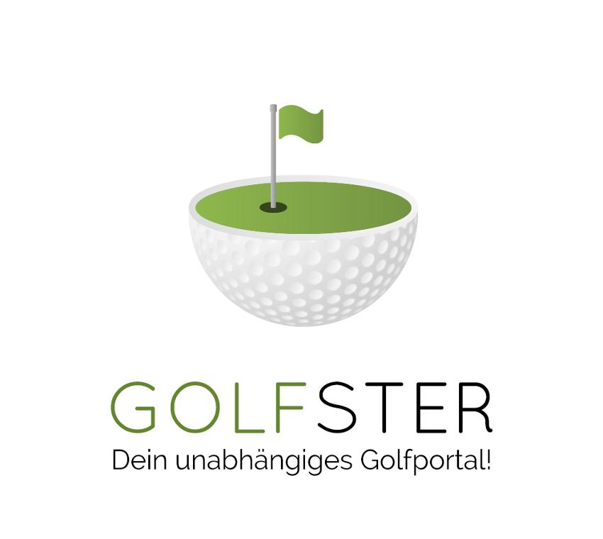 Golf Logo, Golfster