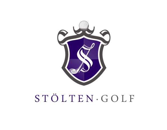 Golf Logo, Stölten Golf