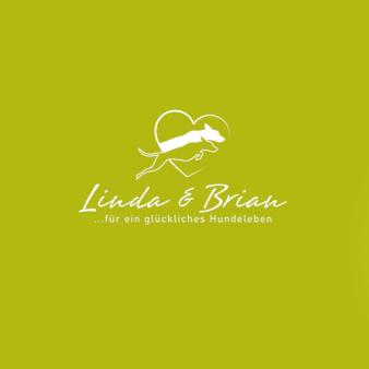 Linda-und-Brian-Hunde-Logo-Design
