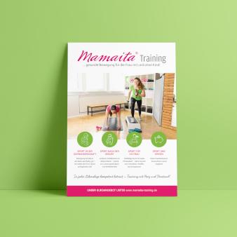 Plakat-Design-Mamaita-Training