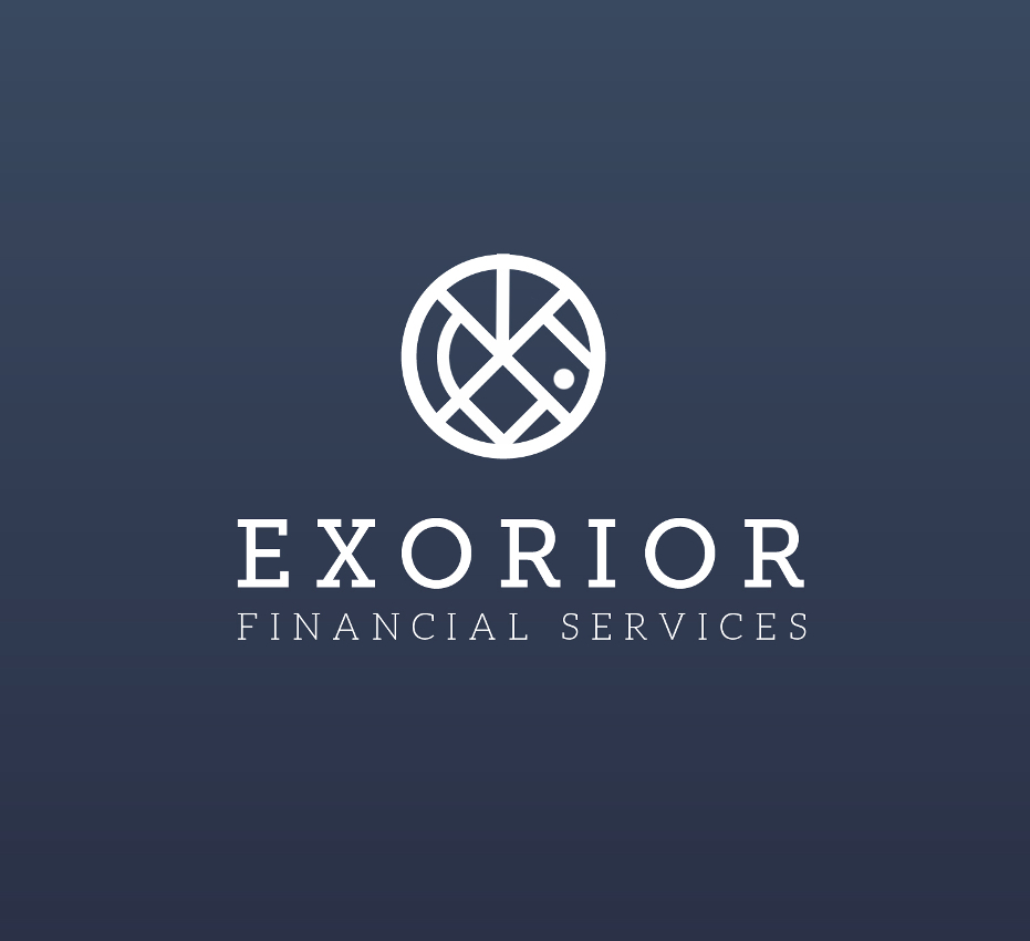 Bank Logo, Exorior