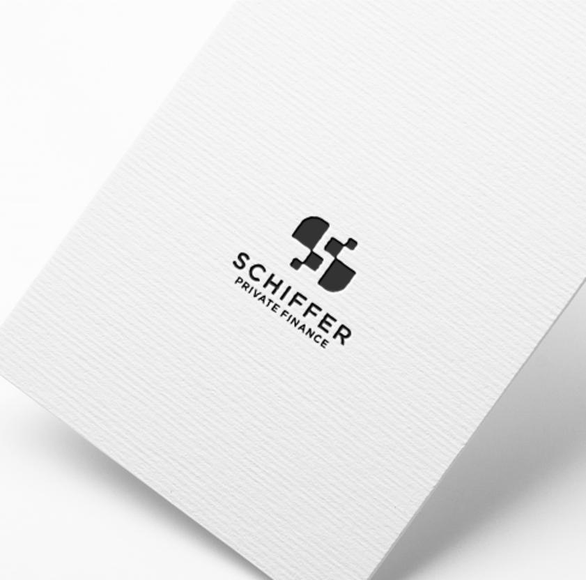Bank Logo, Schiffer