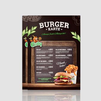 Burgerkarte-Erstellung-Gestaltung