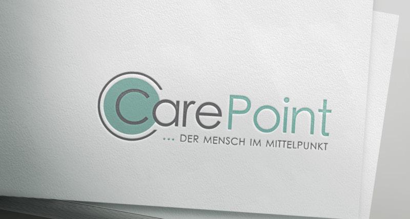 CarePoint-Logo-Design-Pflegedienst