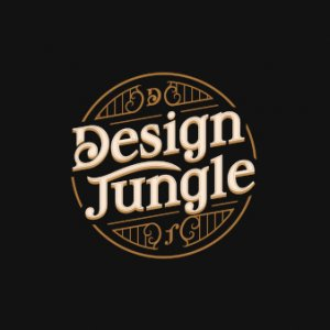 Design-Jungle-Rund-Logo-Design