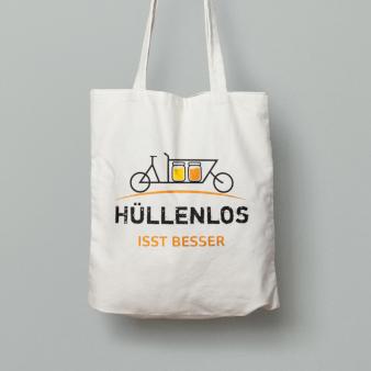 Gelbes-Logo-Design-Hüllenlos