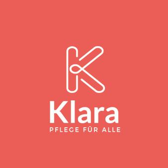 Klara-Pflege-für-alle-Logo-Design-Pflegedienst