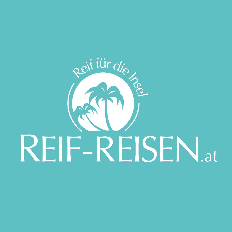 Reif-Reisen.at Logo-Design