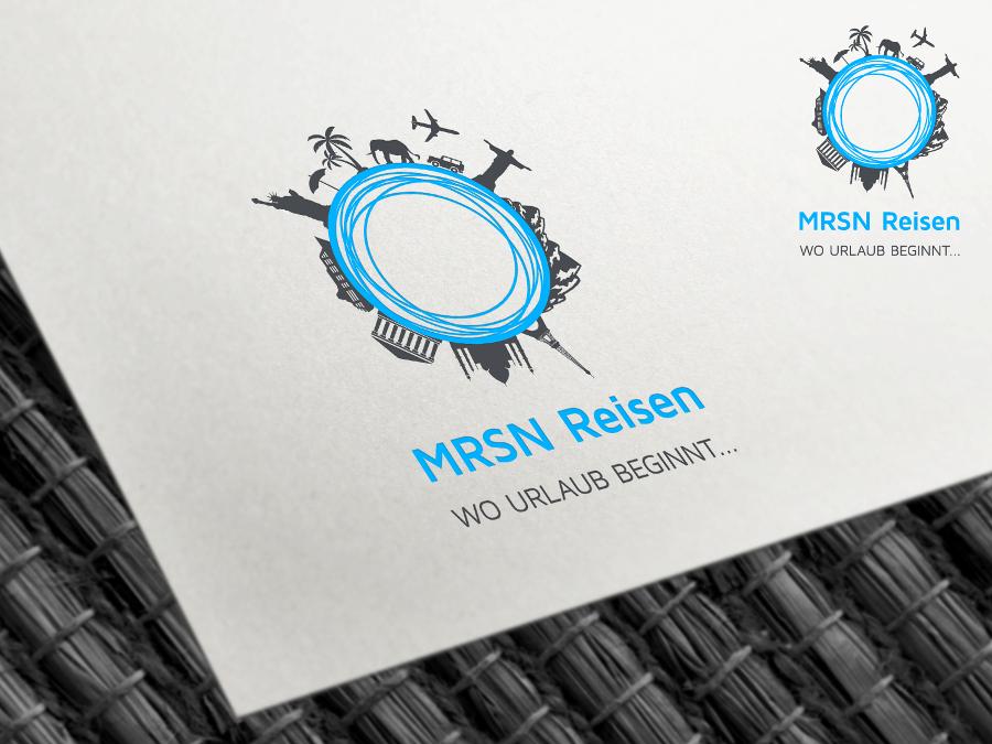 MRSN Reisen Logo