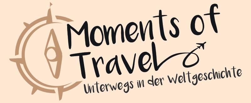 Reiseblog Logo Moments of Travel