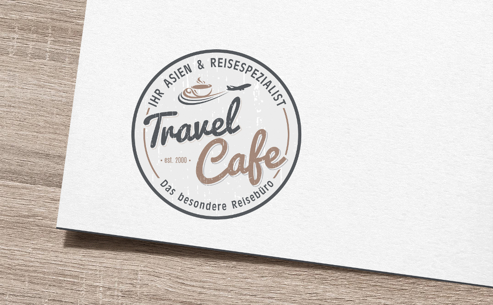 Logo Travel Cafe Reisebüro