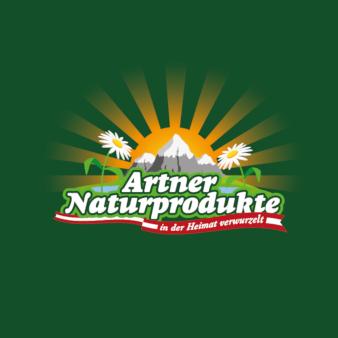 Artner-Naturprodukte-Berg-Logo-Design