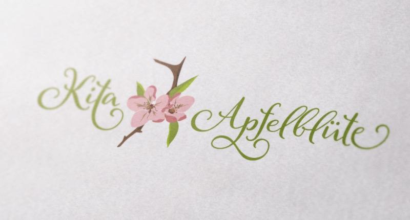 Baum-Logo-Kita-Apfelblüte