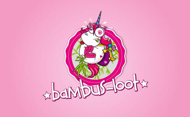 Cooles-Logo-Bambus-Loot