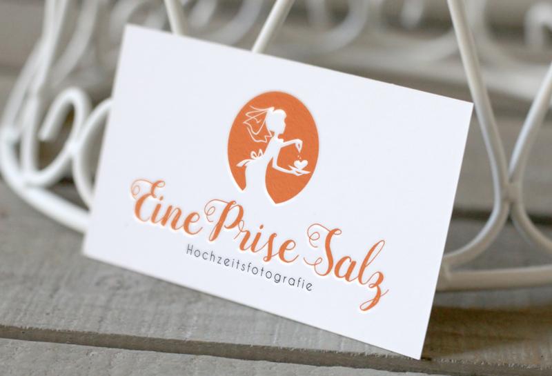 Eine Prise Salz Logo in cool