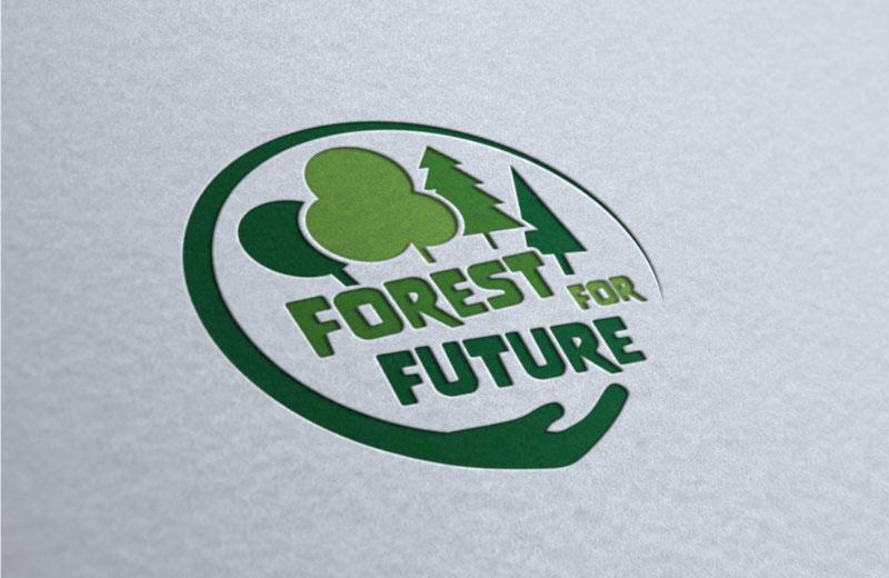 Forest-for-future-Baum-Logo-Design