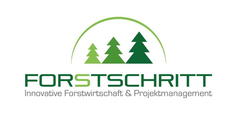 Forstbetrieb Logo, Forstschritt