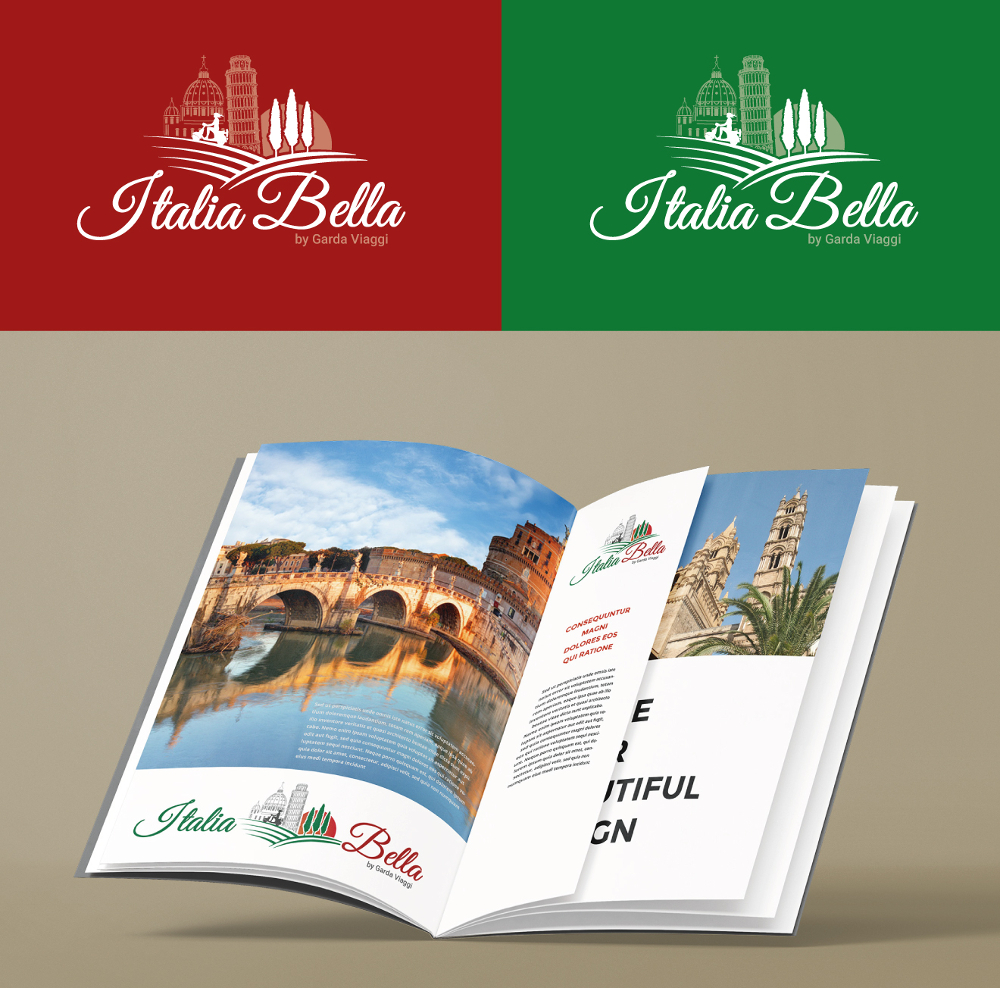 Logo Reiseveransalter Italia Bella