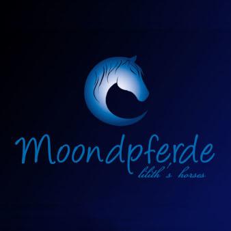Moondpferde-Mond-Logo-Design