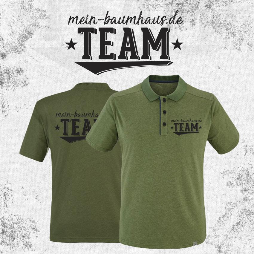 Design für Team-Shirt