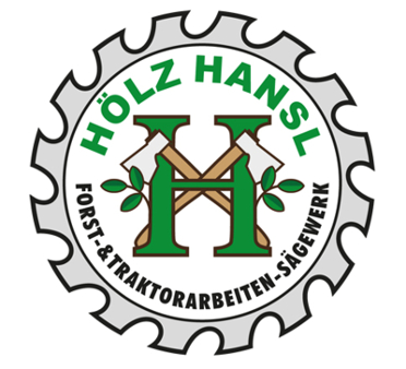 Forstbetrieb Logo, Hölz Hansl