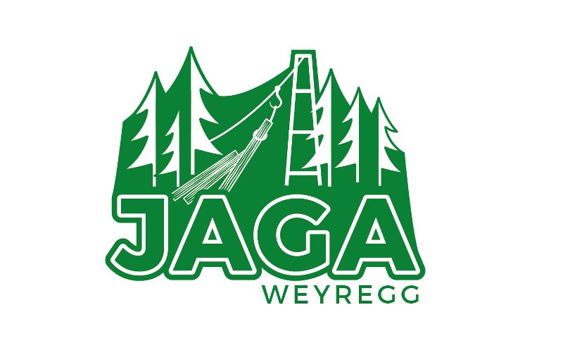 Forstbetrieb logo, Jaga Weyregg