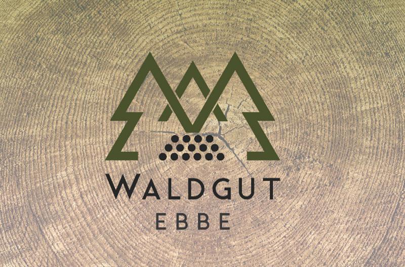 Forstbetrieb Logo, Waldgut Ebbe