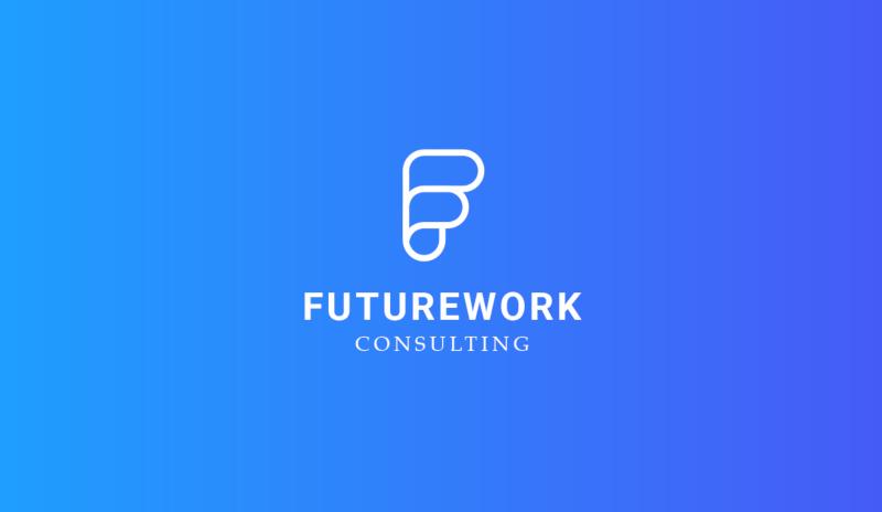Futurework-Consulting-B2B-Business-Logo