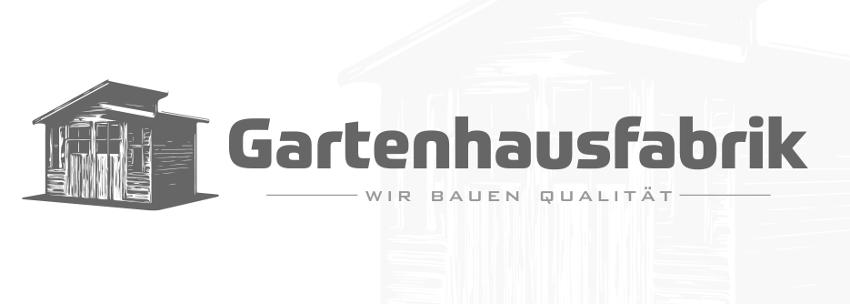 Haus Logo, Gartenhausfabrik