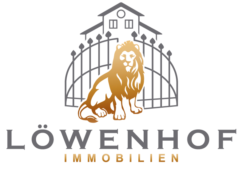 Haus Logo, Löwenhof Immobilien