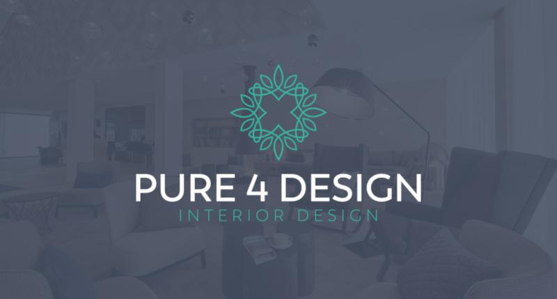 Pure-4-Design-Interior-Design-Organische-Logoform