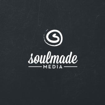 Soulmade-Media-spiralförmige-Logoform