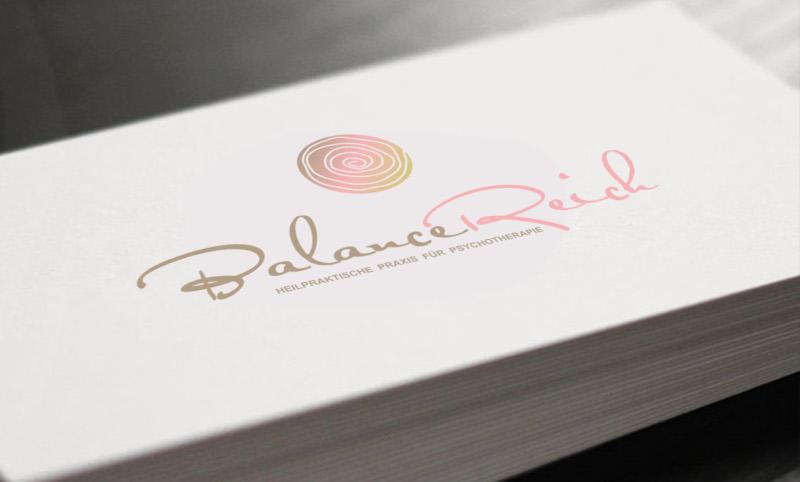 Spiralförmig-Logo-Design-Balance-Reich