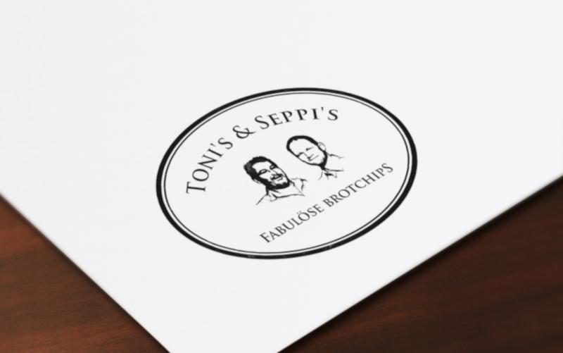 Tonis-und-Sepps-fabulöse-Brotchips-ovale-elliptische-Logoformen