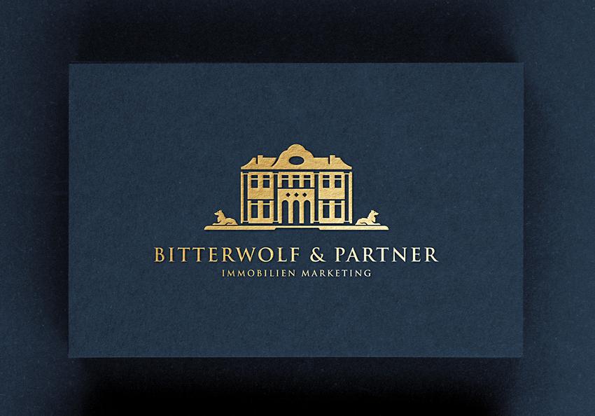 Haus Logo, Bitterwolf und Partner Immobilien