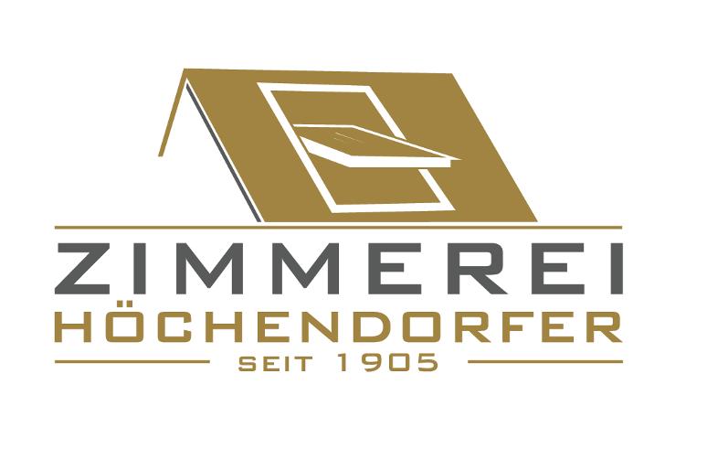 Haus Logo, Zimmerei Hochendorfer
